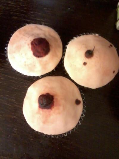 mole cupcakes