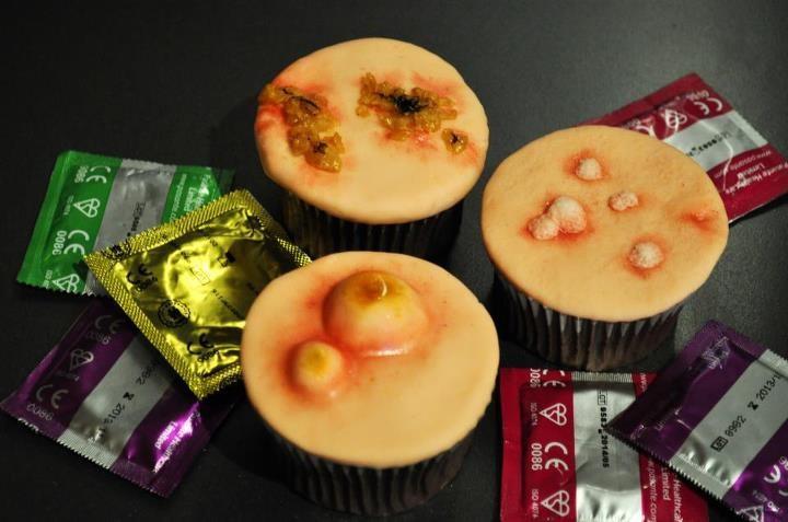 STI cupcakes