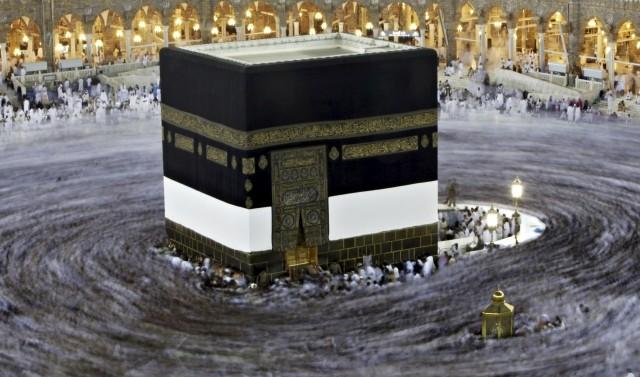 Hajj 2012: Muslims' Annual Pilgrimage To Mecca At Its Peak