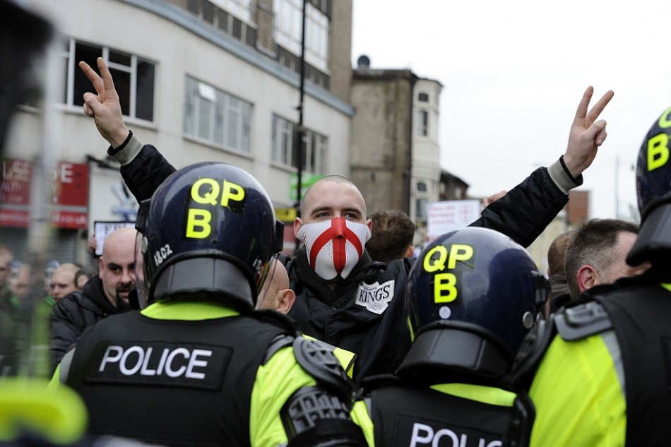 Banned: Police win ban on EDL march