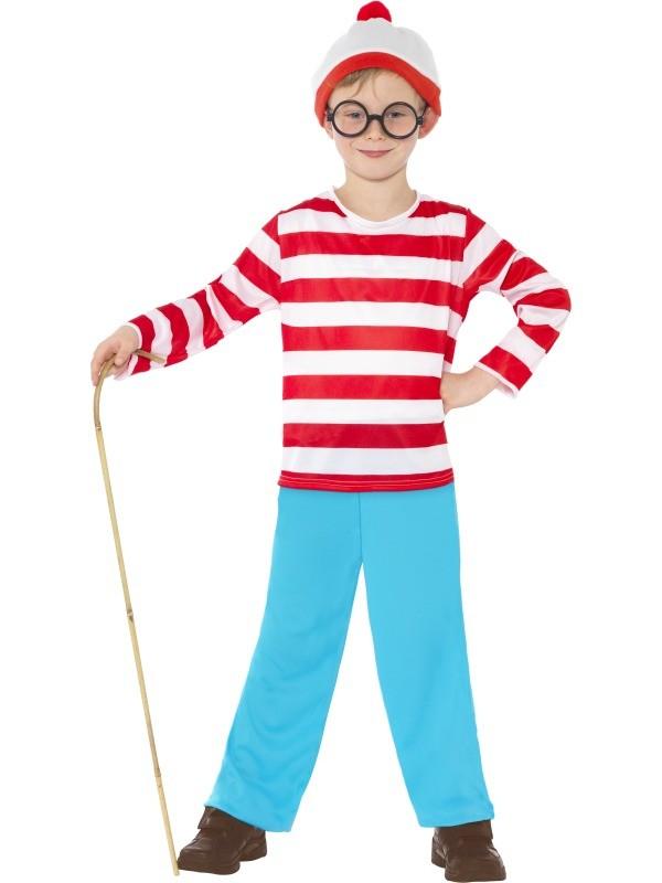 Wheres Wally Costume