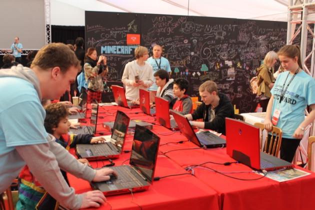 GameCity Minecraft