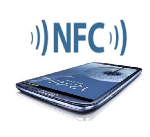NFC on Samsung Galaxy S3