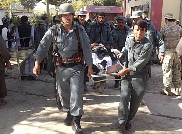 afghan mosque blast victim