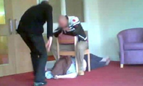 The abuse at Winterbourne View was uncovered by a BBC Panorama investigation (BBC)