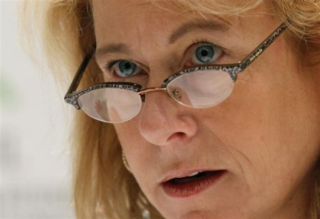 Chief Executive Officer of Anglo American Cynthia Carroll