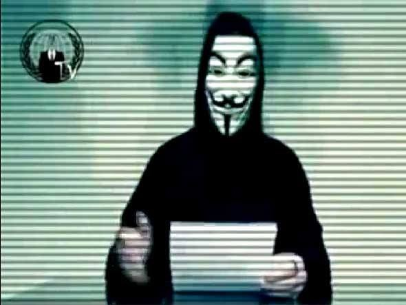 Anonymous attacks Zynga