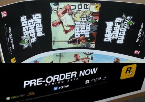 Grand Theft Auto V Release Date