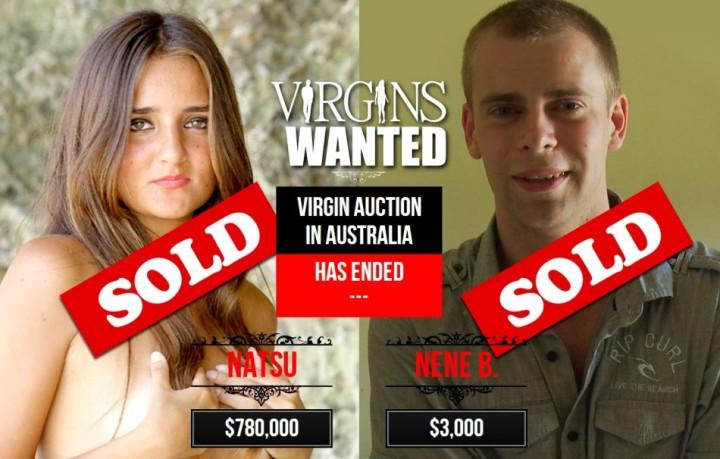 Virgins Wanted