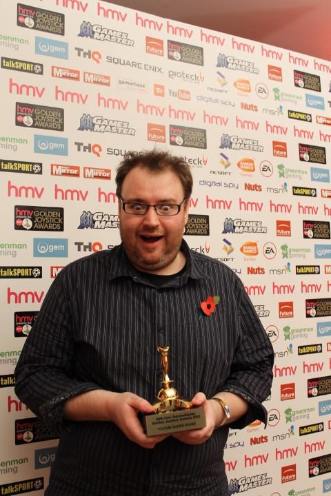YouTube Gamer Award: The Yogscast!