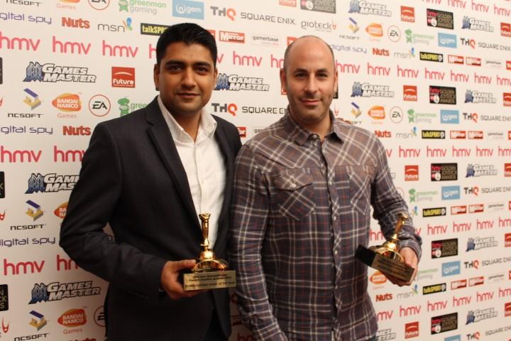 Winner of Best Downloadable and Winner of Best Racing