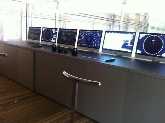 Jobs yacht