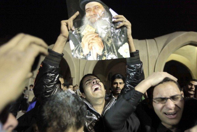 Egypt Coptic Christians