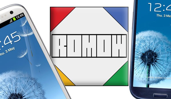 Update Galaxy S3 I9300 to Android 4.1.1 Jelly Bean with ROMOW Extreme ROM [How to Install]