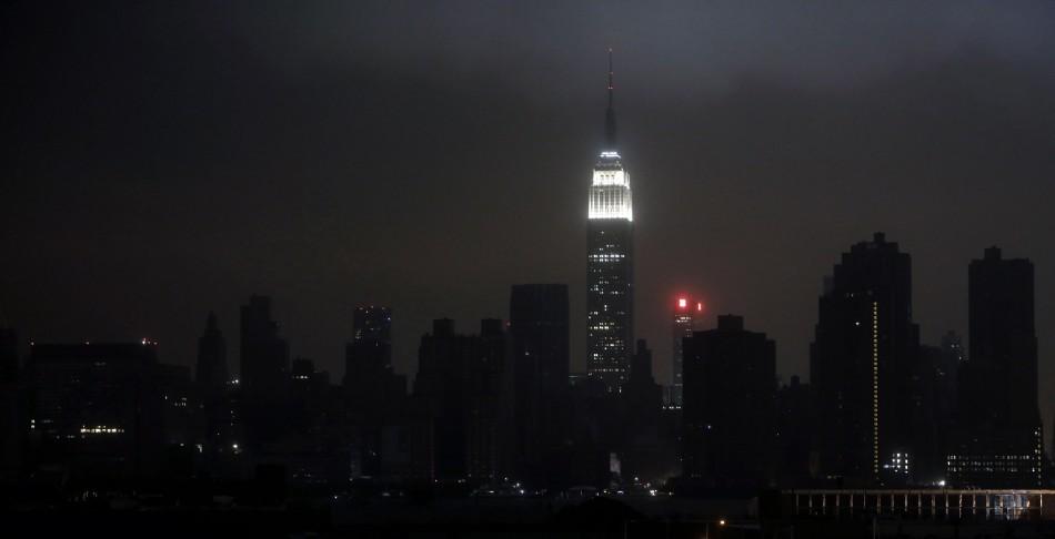 Hurricane Sandy Forces Huffington Post Offline