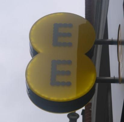 EE 4G Launch
