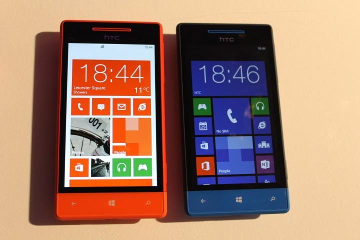 htc 8x 8s smartphones