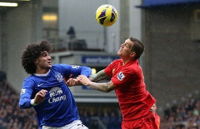 Fellaini - Agger