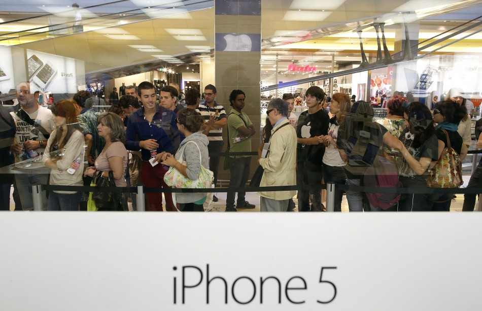 iPhone 5 Affecting Android sales