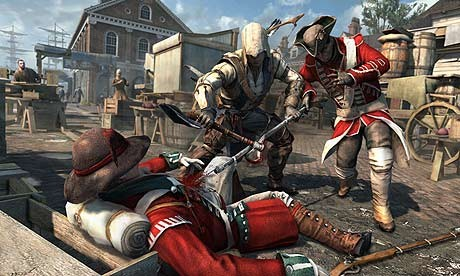 Assassin's Creed combat