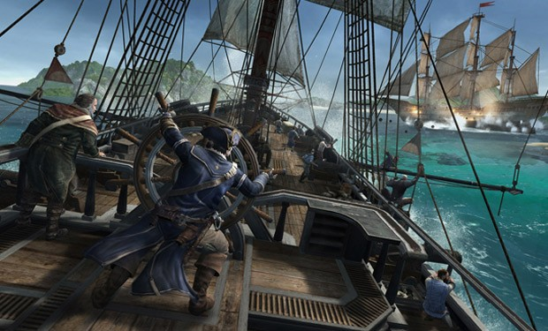 Assassin's Creed naval