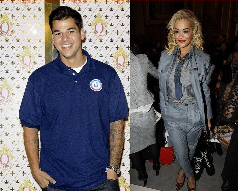 Rob Kardashian dating Rita Ora? Stars Get Romantic On Twitter