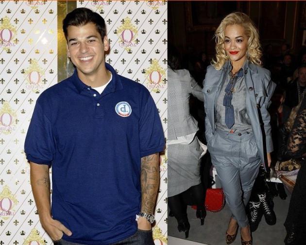 Rob Kardashian dating Rita Ora? Stars Get Romantic On Twitter