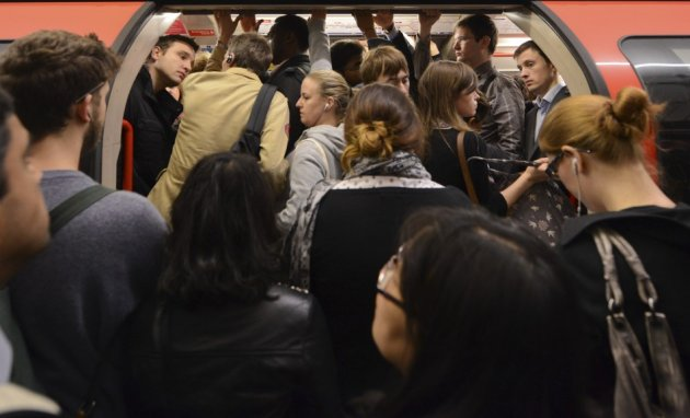 Busy: Central Line