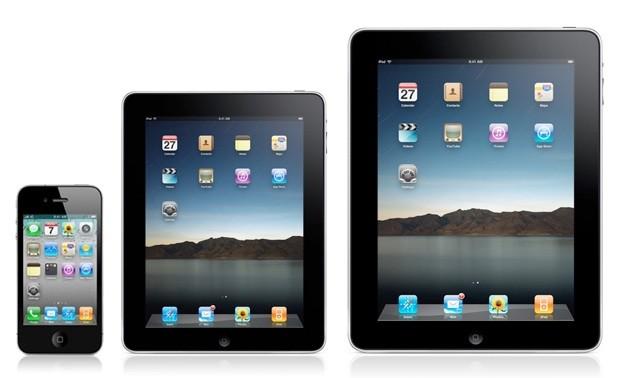 iPhone iPad comparison