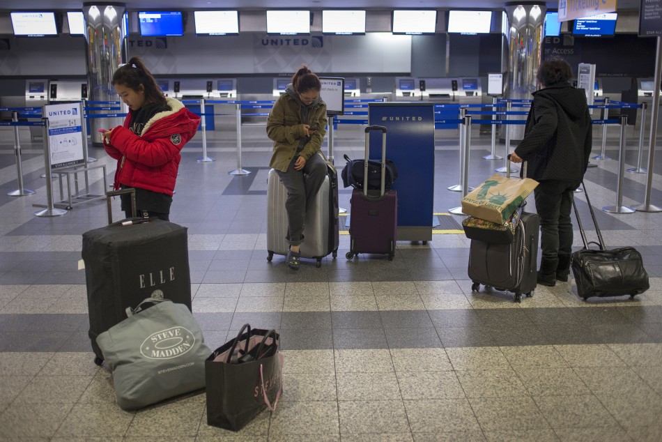 LaGuardia Airport after Hurricane Sandy