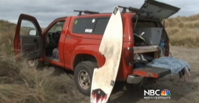 Second shark attack in California