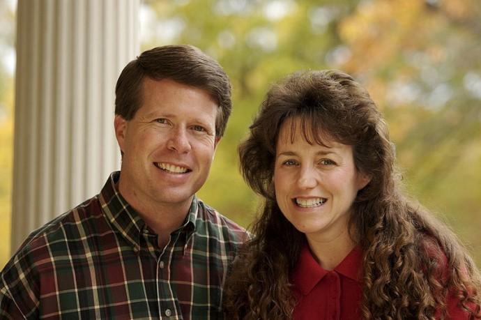 Jim Bob Duggar and Michelle Duggar