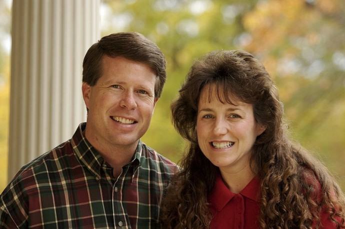 Jim Bob Duggar and Michelle Duggar