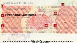 The Australian government, effective next year 2013, will launch an online visa application program process to grant faster visas to applicants, most especially to the wealthy Chinese.