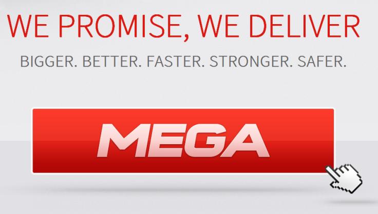 Kim Dotcom's Mega