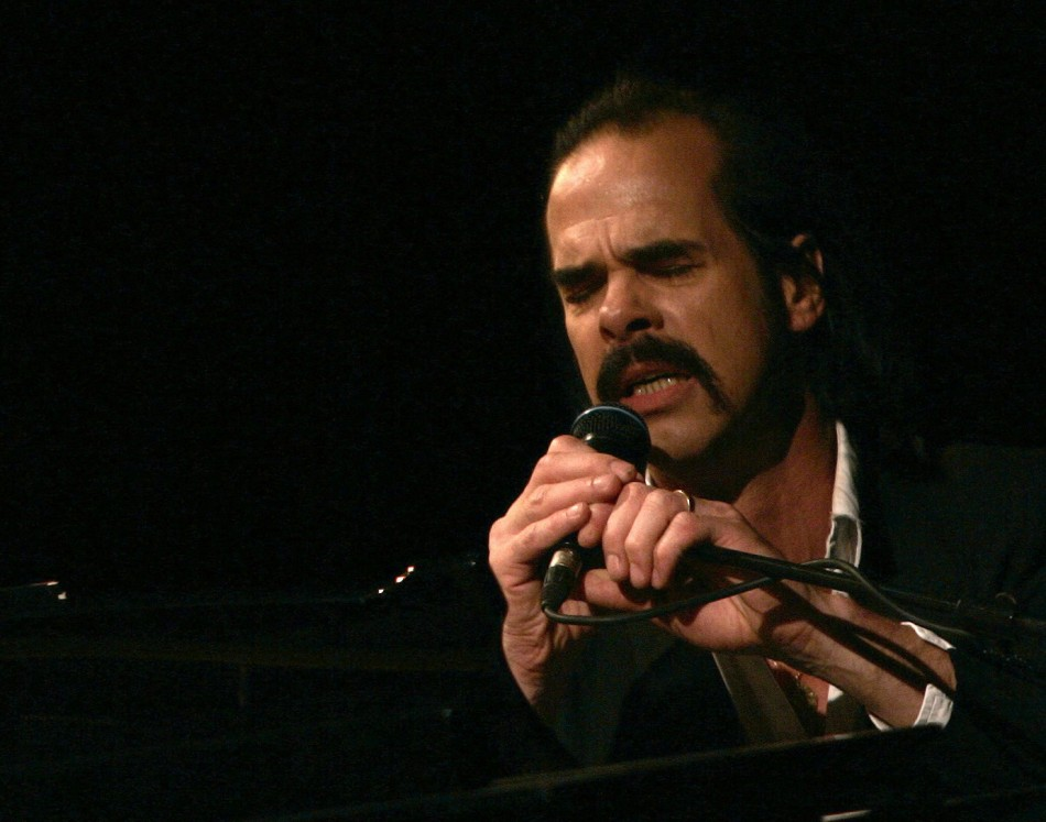Nick Cave calls Israel shows a