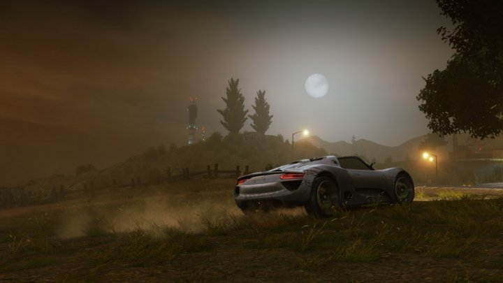 Need for Speed Most Wanted city