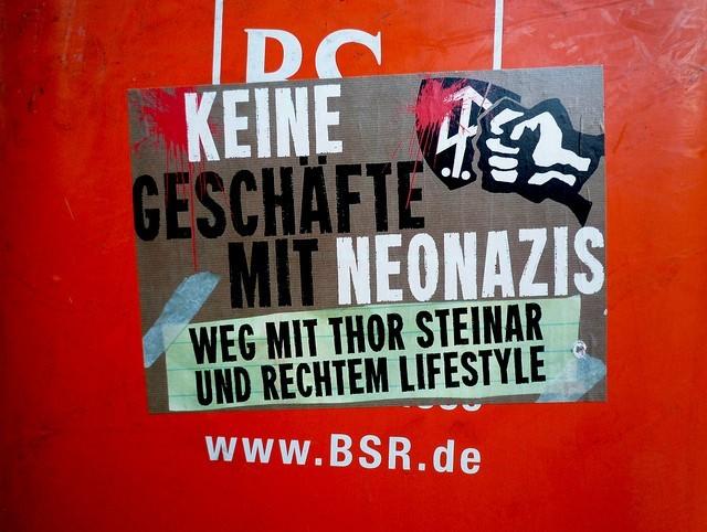 German Neo-Nazi