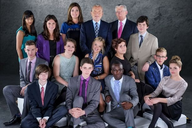 Young Apprentice Series 3