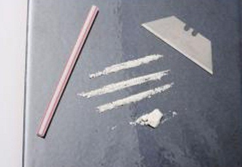 The cocaine was given out on Mendip Close, Royton (Frank)