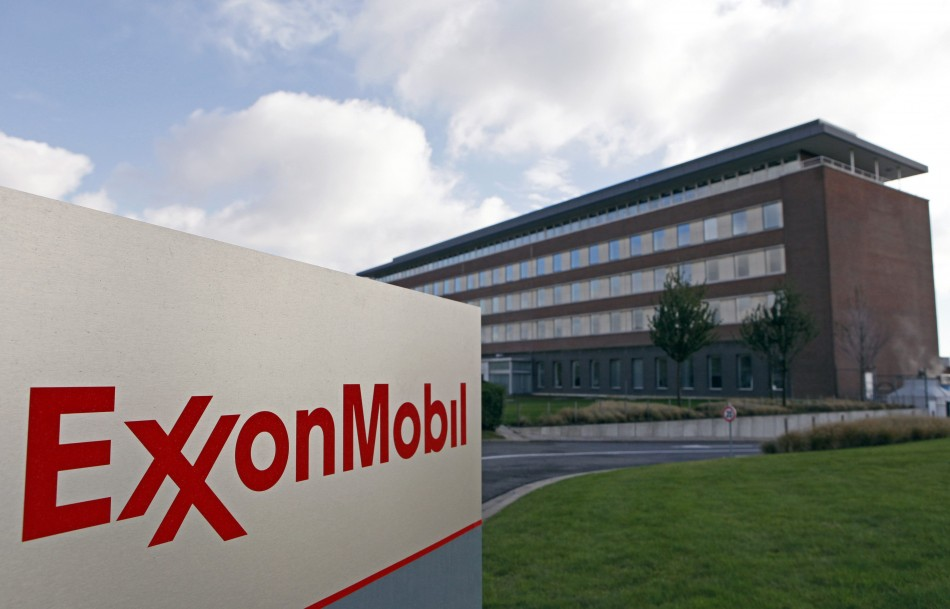 The Belgian headquarters of oil giant ExxonMobil