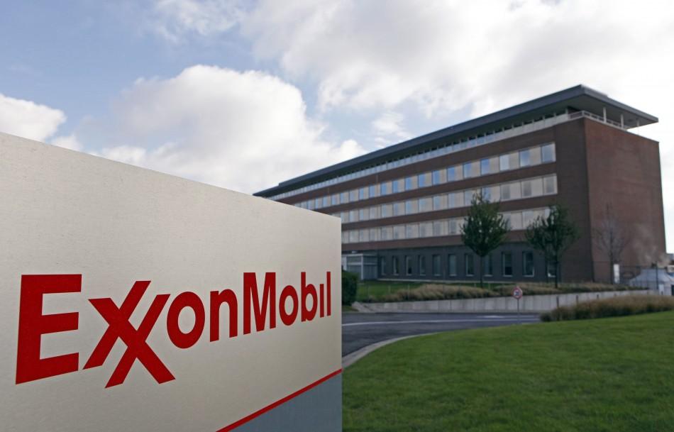 The Belgian headquarters of oil giant ExxonMobil