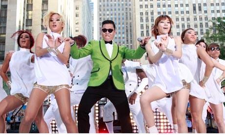 South Korean musician Psy