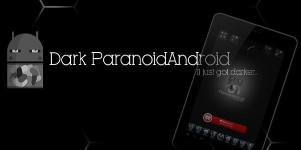 Google Nexus 7 Gets Android 4.1.1 Jelly Bean with Dark ParanoidAndroid ROM [How to Install]