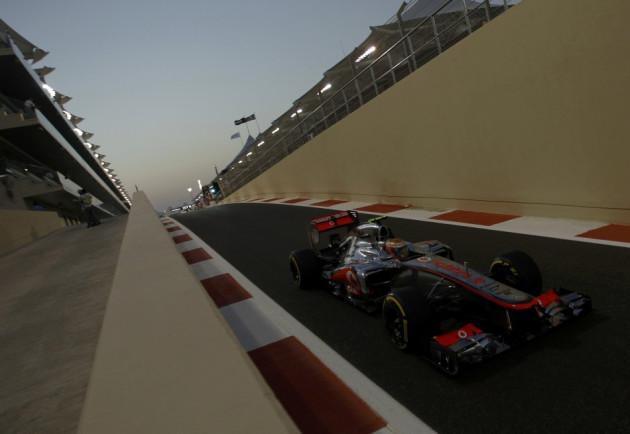 Lewis Hamilton - Practice 3