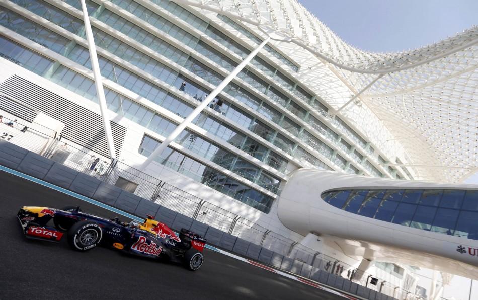 Sebastian Vettel - Practice 3