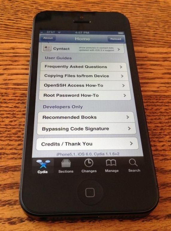 iOS 6 Jailbreak: iPad Mini is Already Jailbroken