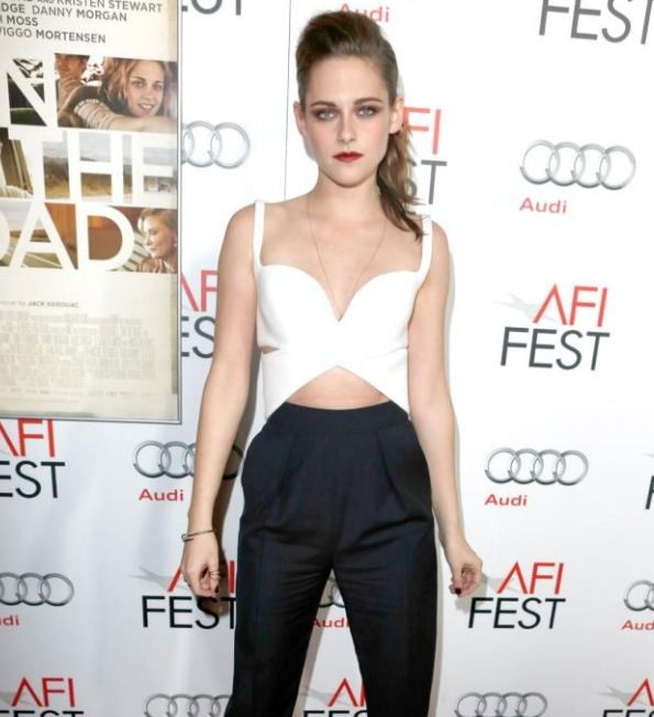 Kristen Stewart: 'On the Road' AFI Screening