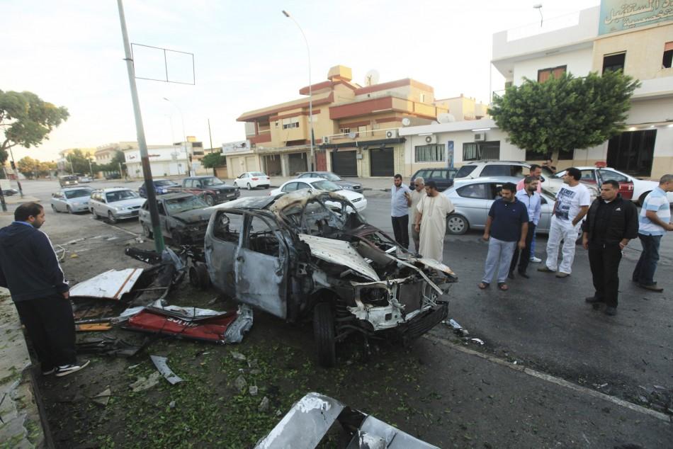 Car bomb Syria