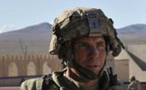 Staff Sgt Robert Bales allegedly massacred 16 Afghans (Reuters)